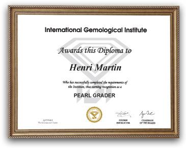 IGI Pearl Course
