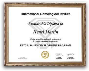 IGI Retail Support Program